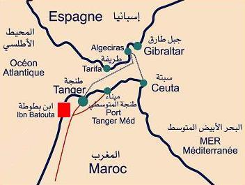 Zones franches : Tanger au 8ème rang mondial