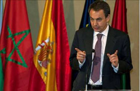 Maroc-Espagne : Zapatero tente de désamorcer la crise