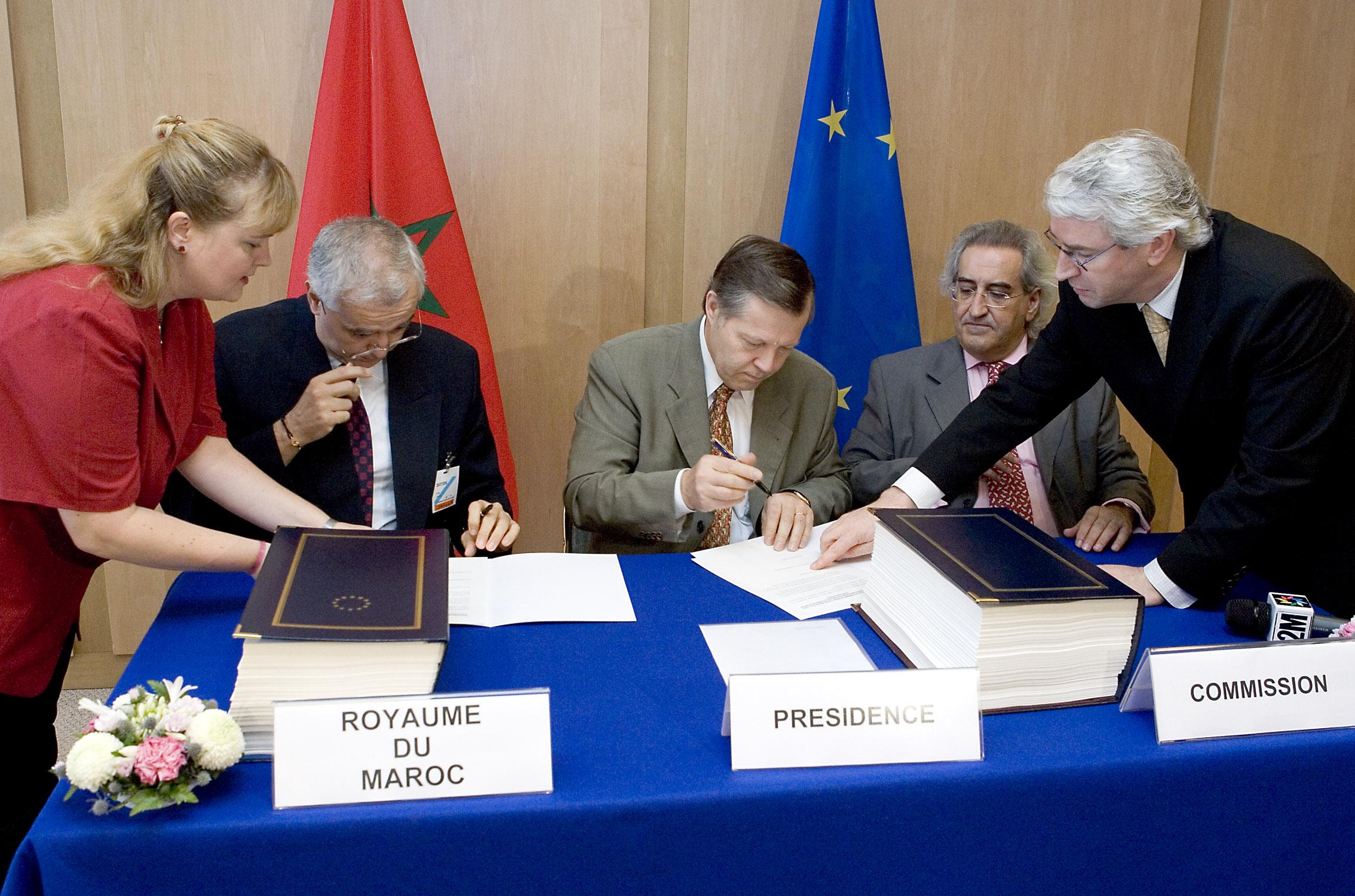 La volonté d'indépendance économique du Maroc vis-à-vis de l'Union Européenne